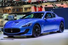 BANGKOK THAILAND-DECEMBER 1 : Maserati Cars at Thailand Internat Stock Images