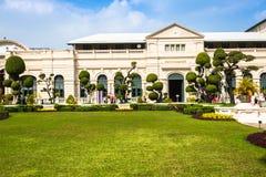 Bangkok,Thailand,December 13,2013:Royal grand palace in Bangkok, Royalty Free Stock Images