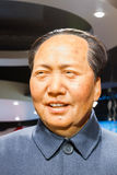 BANGKOK, THAILAND - DECEMBER 19: Wax figure of the famous Mao Ze. Dong from Madame Tussauds on December 19, 2015 in Bangkok, Thailand Royalty Free Stock Photos