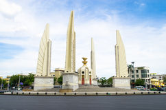 Bangkok, Thailand : Democracy monument Stock Images