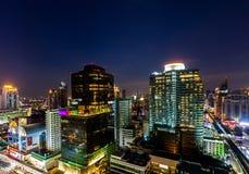 BANGKOK, THAILAND - 31. DEZEMBER 2017: Stockbilder
