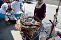 BANGKOK, THAILAND 26. DEZEMBER 2014: Lizenzfreie Stockfotografie