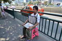 BANGKOK, THAILAND 26. DEZEMBER 2014: Stockfoto