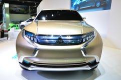 BANGKOK THAILAND - FÖRDÄRVA 30: Mitsubishi G4, begrepp fotografering för bildbyråer