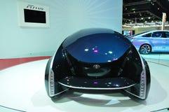 BANGKOK THAILAND - FÖRDÄRVA 30: Toyota gyckel Vii, Concep royaltyfri fotografi
