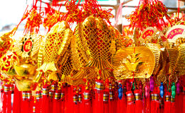 BANGKOK, THAILAND - FEBRUAR 8,2017: Chinesisches Neujahrsfest günstig Stockfoto
