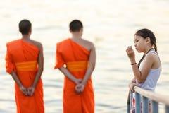 BANGKOK THAILAND, FEBRUARI 9, Fotografering för Bildbyråer