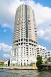 De bouw van het Park van de Rivier van Bangkok Royalty-vrije Stock Foto