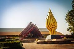 Bangkok Thailand - Februari 20, 2017: Härlig arkitektur av Royaltyfria Foton