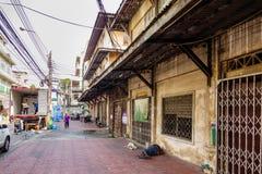 BANGKOK, THAILAND - February 14, china town street stock images