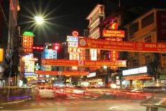 BANGKOK, THAILAND - 10 February, 2018 : Most popular attraction will to visited Stock Images