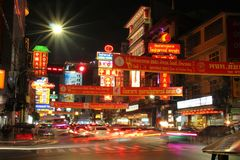 BANGKOK, THAILAND - 10 February, 2018 : Most popular attraction will to visited Stock Photos