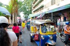 Workdays of Bangkok Royalty Free Stock Images