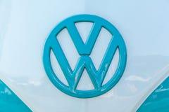 Bangkok, Thailand –February 11, 2017: Volkswagen logo the popu Stock Image