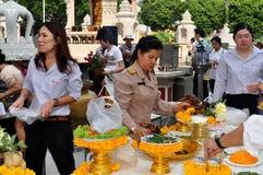 Bangkok, Thailand: Food Display at Isetan Shrines Royalty Free Stock Photography