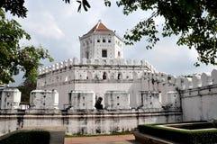 Bangkok, Thailand: Fort Phra Suman stockfotos