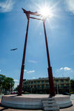 Bangkok, Thailand : Giant swing Royalty Free Stock Image