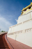 Bangkok, Thailand : Golden mountain temple Royalty Free Stock Image