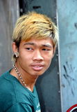 Bangkok, Thailand: Hip Young Thai Man Royalty Free Stock Photos