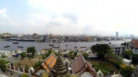 Bangkok, Thailand im Februar 2014 Timelapse stock video
