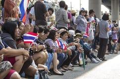 Bangkok Thailand - Jan19, 2014 Royaltyfri Bild