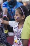 Bangkok Thailand - Jan19, 2014 Arkivfoton