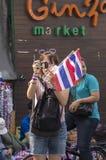 Bangkok Thailand - Jan19, 2014 Royaltyfria Bilder