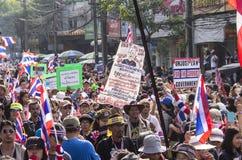 Bangkok Thailand - Jan19, 2014 Arkivbild
