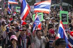 Bangkok Thailand - Jan19, 2014 Fotografering för Bildbyråer