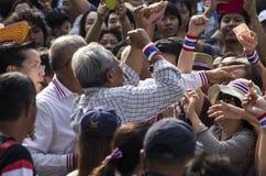 Bangkok Thailand - Jan19, 2014 Royaltyfria Foton