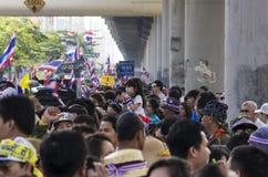 Bangkok Thailand - Jan19, 2014 Royaltyfri Foto
