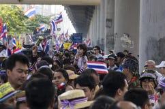 Bangkok Thailand - Jan19, 2014 Royaltyfri Fotografi