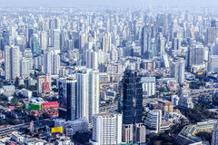 BANGKOK THAILAND - Januari 22, 2014 Arkivbilder