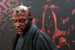 Bangkok Thailand - January 11, 2020: Action figure model Darth Maul from Star Wars