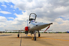 BANGKOK, THAILAND - JULY 02: Aircraft shows Royalty Free Stock Image