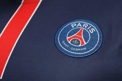 BANGKOK, THAILAND - JULY 14: The Logo of Paris Daint Germain Foo