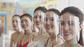 Miss Beauty Pageant Contest `Thai Garm` in Bikini Photo Profile