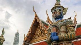 Statue in Bangkok. royalty free stock photo