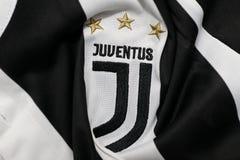 BANGKOK, THAILAND -JUNE 26: The New Logo of Juventus football cl