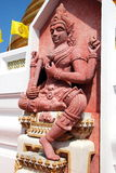 Bangkok, Thailand: Königliches Wat Ratchabophit Lizenzfreies Stockfoto