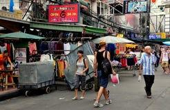 Bangkok, Thailand: Khao San Road Stock Images