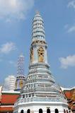 Bangkok, Thailand: Khmer Prangs at Grand Palace Stock Photo
