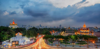 Bangkok Thailand landmark Royalty Free Stock Images