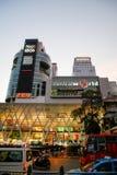 BANGKOK, THAILAND - 12. MÄRZ 2017: CentralWorld, das größte SH Stockfotos