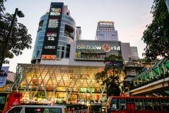 BANGKOK, THAILAND - 12. MÄRZ 2017: CentralWorld, das größte SH Stockfoto
