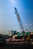 Bangkok, Thailand - 3. März 2017: Neue Grüne Grenzen von Bangkok BT Stockfotos