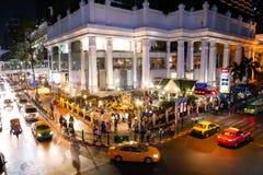 BANGKOK, THAILAND - 12. MÄRZ 2017: Ratchaprasong-Schnitt, Stockfoto