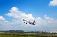 Bangkok, Thailand - 18. März 2018: THAILÄNDISCHE Fliegen zum Himmel am Verbot Lizenzfreie Stockfotografie