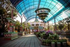 BANGKOK, THAILAND, 2013 30 MAART het parkstad van Siam Royalty-vrije Stock Fotografie