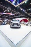 Bangkok, THAILAND - Maart 30: Lexus NX 300h is op vertoning bij de Internationale de Motorshow van 36ste Bangkok op 30 Maart, 201 Stock Afbeelding